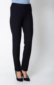 Granatowe spodnie QUIOSQUE