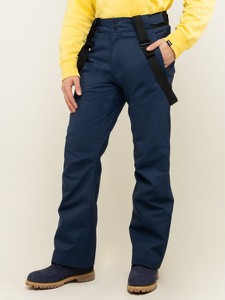 Granatowe spodnie sportowe ROSSIGNOL