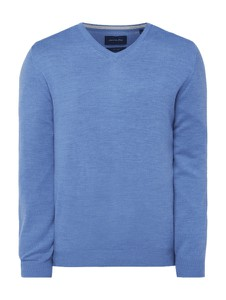 Niebieski sweter Christian Berg Men