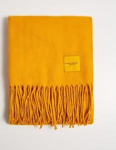 Żółty szalik Diverse
