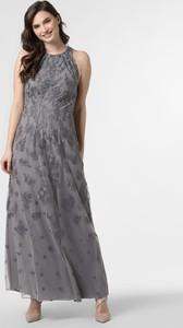 Sukienka Esprit bez rękawów prosta z dekoltem halter