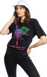 T-shirt Oddity z krótkim rękawem z okrągłym dekoltem