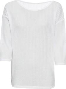 T-shirt bonprix BODYFLIRT z bawełny z długim rękawem