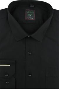 Koszula Laviino z długim rękawem z klasycznym kołnierzykiem z tkaniny