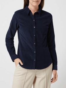 Bluzka Montego z długim rękawem w stylu casual