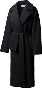 Płaszcz RISK made in warsaw w stylu casual z dresówki