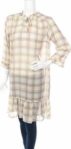 Tunika Minus z długim rękawem w stylu casual