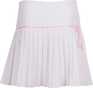 Spódnica Fokus mini z tkaniny w stylu casual