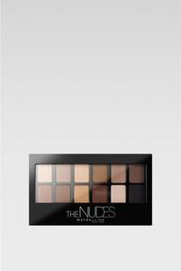 Maybelline New York Paleta Cieni The Nudes Palette 12g MAYBELLINE