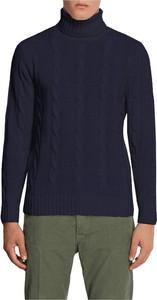 Sweter Daniele Alessandrini w stylu casual
