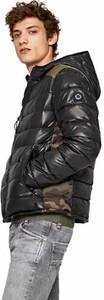 Czarna kurtka Pepe Jeans