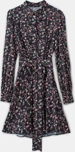Sukienka Mohito mini koszulowa