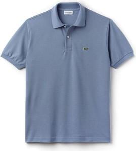 Koszulka polo Lacoste w stylu casual z krótkim rękawem