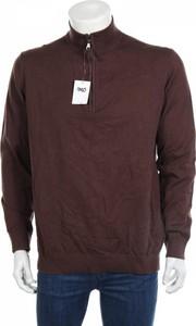 Brązowy sweter MO