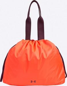 Pomarańczowa torebka Under Armour