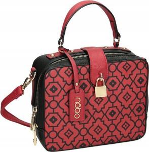 Czerwona torebka NOBO do ręki
