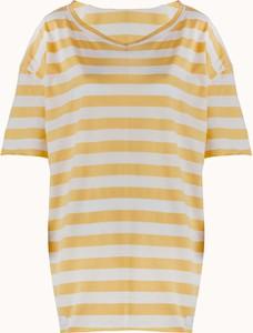T-shirt Byinsomnia z okrągłym dekoltem