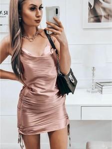 Różowa sukienka magmac.pl mini