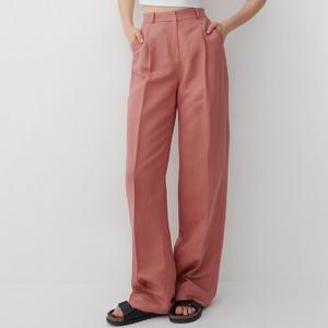 Różowe spodnie Reserved