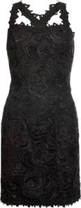 Sukienka bonprix BODYFLIRT boutique bez rękawów mini