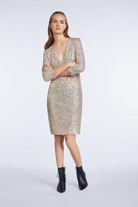 Sukienka Set z długim rękawem midi
