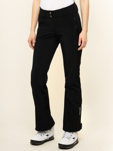Czarne spodnie sportowe Colmar