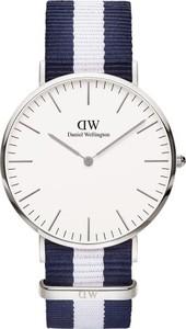 Zegarek Daniel Wellington DW00100018 (0204DW) Classic Glasgow - Dostawa 48H - FVAT23%