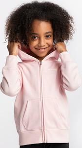 Różowa bluza Champion w sportowym stylu