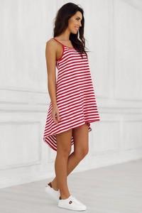 99be4876fa sukienka styl marynarski - stylowo i modnie z Allani