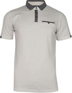 T-shirt Ranir z krótkim rękawem z bawełny