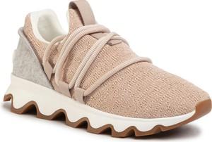 Buty sportowe Sorel z płaską podeszwą