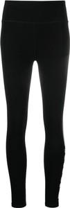 Czarne spodnie DKNY