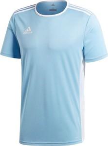 Koszulka dziecięca Adidas dla chłopców z dżerseju z krótkim rękawem