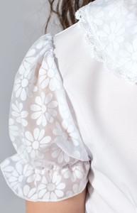 Bluzka dziecięca Catherine z krótkim rękawem