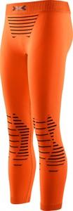Xbionic Kalesony termoaktywne X-Bionic Invent Junior Pants Orange Sunshine