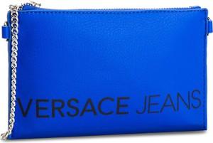 Niebieska torebka Versace Jeans