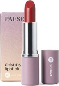 Paese, Nanorevit Creamy Lipstick, kremowa pomadka do ust, 16 Retro Red, 4.3g