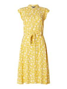 Żółta sukienka Montego