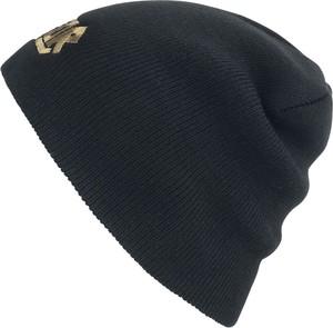 Czarna czapka Emp