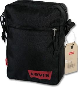 Czarna torba Levis