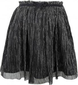 Czarna spódniczka dziewczęca Endo