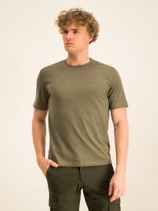 Zielony t-shirt Calvin Klein