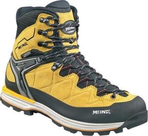 Żółte buty zimowe Meindl