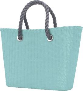 Turkusowa torebka O Bag duża