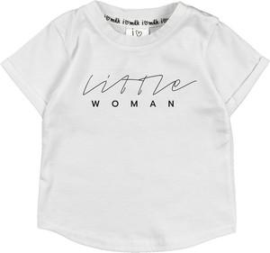 Koszulka dziecięca ilovemilk.pl dla dziewczynek