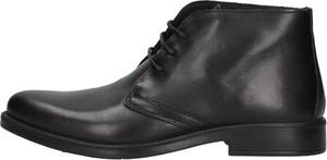 Czarne buty zimowe Enval Soft