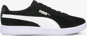 Czarne trampki Puma sznurowane vikky