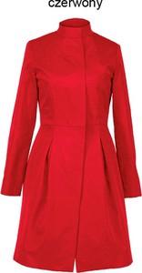 Płaszcz Camill Fashion w stylu glamour