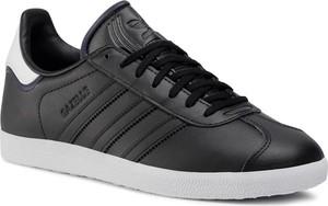 Buty adidas - Gazelle FU9667 Cblack/Cblack/Ftwwht