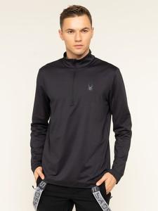 Czarna bluza Spyder